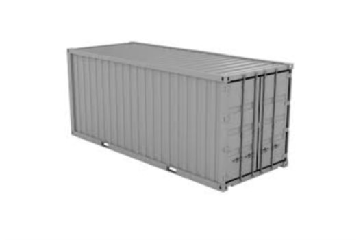 20 Foot Storage Container Rental